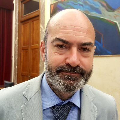 L'IRRIVERENTE con Salvatore Mondello, vice sindaco di Messina