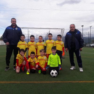 Sport: Accademia Messina, categoria Under 8 Calcio a 6,  campione provinciale del CSI MESSINA