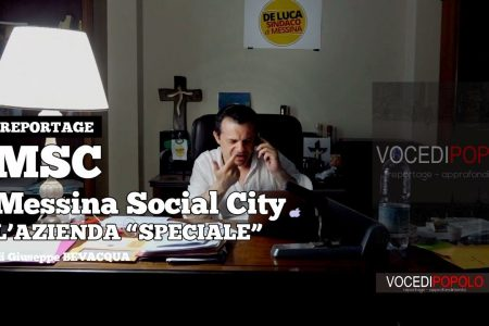 "VIDEO REPORTAGE: Messina Social City, una azienda ""speciale"""