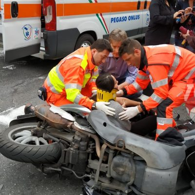 Via Garibaldi, ennesimo incidente a Messina. Sempre più emergenza