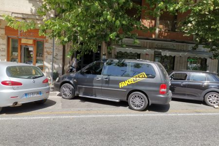 "A Messina ""FAKETAXI"", l'auto dei video porno che spopola sul web"