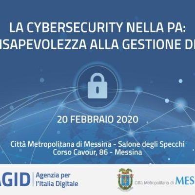 """Palazzo dei Leoni, domani in programma il meeting su """"La cybersecurity nella P.A.: dalla consapevolezza alla gestione del rischio"""""""