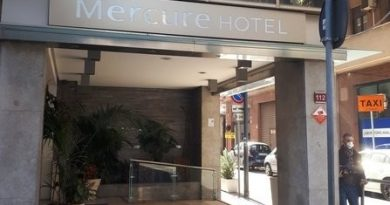Palermo: in isolamento in hotel la turista positiva al Coronavirus. Due turisti spagnoli vanno via senza controlli.