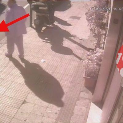 Via Cesare Battisti: il VIDEO dell'incidente che ha coinvolto un bambino.