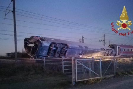 Treno deragliato: Sindacati, Inaccettabile quanto successo