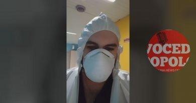 """VIDEO – Policlinico di Messina: un video annuncia un caso sospetto di coronavirus. La Direzione: """"attivato protocollo, ma probabile influenza ordinaria"""""""
