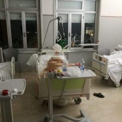 """Uil-Fpl, """"Il reparto di Medicina dell'ospedale di Taormina è al collasso. Pazienti su lettighe di fortuna, a rischio la sicurezza per i pazienti"""""""