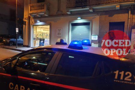 Messina: rapina alla Farmacia Giacopello di via Palermo