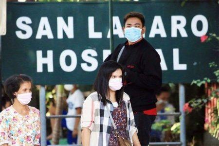 Coronavirus: primo morto fuori dai confini cinesi