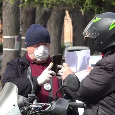 Messina ed il coronavirus: troppe auto per strada. Nonostante i controlli serrati.