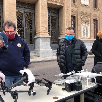 """I DRONI """"fantastici"""" dell'esperto """"poco gratuito"""" del Sindaco De Luca"""