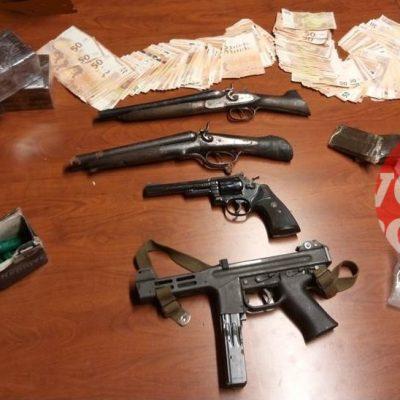 Messina Sud: un arresto per detenzione di armi e munizioni