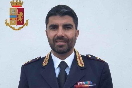 Il Vice Questore Aggiunto Dr. Salvatore Di Blasi è il nuovo Dirigente del Commissariato di P.S. di Patti