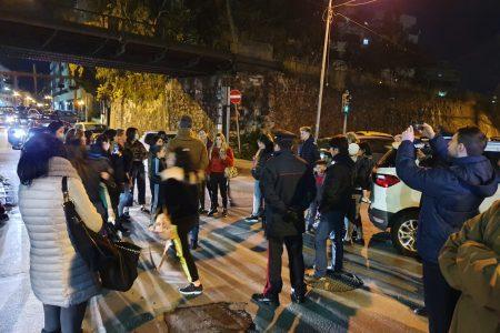 Protesta al Carcere di Gazzi. Familiari bloccano la strada