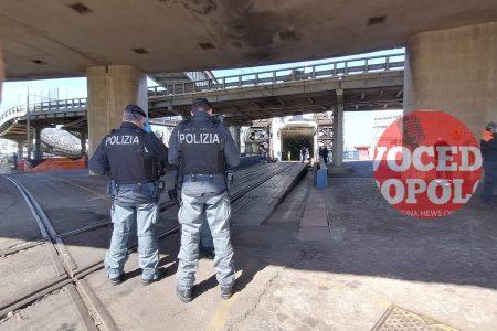 Arrivi dal Nord a Messina: alla stazione la Polizia pronta ai controlli con termo scanner