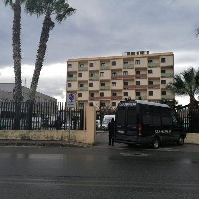 Messina: sgomberato l'Hotel Europa