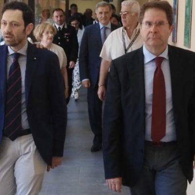 ASP Messina, piena vicinanza all'Assessore Razza per il vile attacco subito