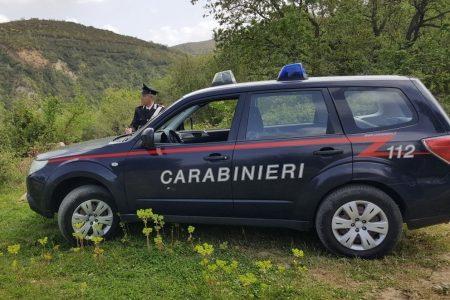 Ucria (ME): Carabinieri sequestrano area utilizzata come cava in assenza di autorizzazioni. Denunciato il proprietario