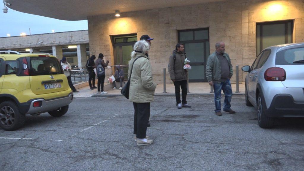 Alessandro Cacciotto: Emergenza COVID – 19. Misure per senzatetto.