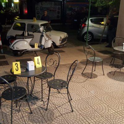 Operazione Scipione: le foto dell'attentato al Cafè sur la Ville.