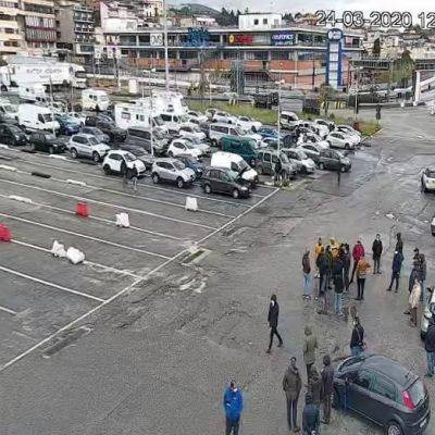Traffico merci bloccato per l'intera mattinata tra le sponde dello stretto, dirottato su Reggio Calabria