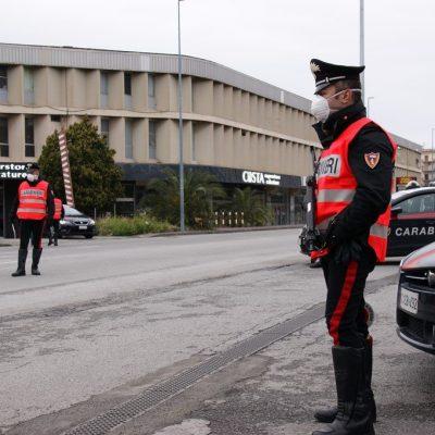 Messina: arrestato dai Carabinieri un 30enne messinese che durante un controllo fornisce le generalità del fratello.
