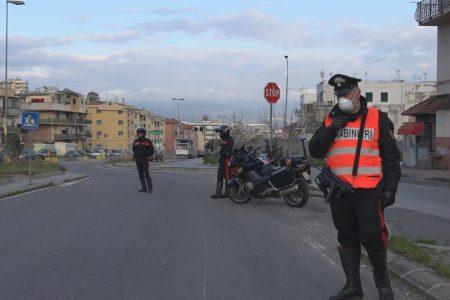 MESSINA NORD – Controlli dei Carabinieri per le misure di contenimento del contagio COVID-19
