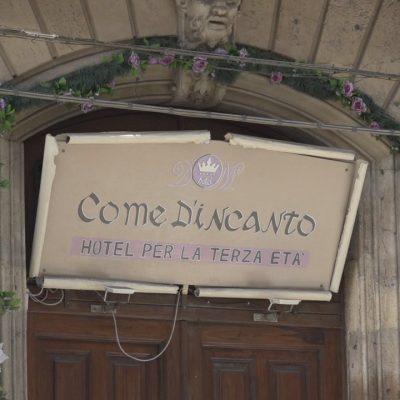 """""""Come d'Incanto"""": """"Ipotesi di reato su condizioni anziani"""", agghiacciante relazione di Messina Social City sulle condizioni degli anziani."""