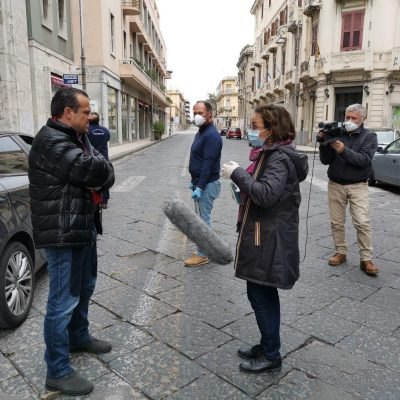 Lo scontro tra Sindaco e Prefetto a Messina