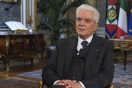 """EMERGENZA COVID: il messaggio del Presidente Mattarella, """"Azione UE prima che sia tardi"""""""
