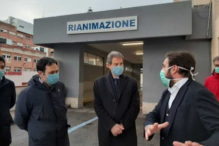 """Coronavirus: vertice a Messina con Musumeci """"A Messina ci siamo mossi con largo anticipo"""""""