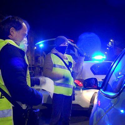 Test anti Covid alle Forze dell'ordine: la Polizia Municipale ultima ad essere chiamata e solo in 142
