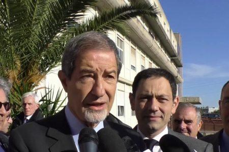 """Scandalo Sanità Siciliana: Musumeci """"Regione sarà parte civile"""""""