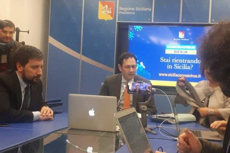 Messina : le misure di contenimento previste dalla Regione prima che diventi focolaio