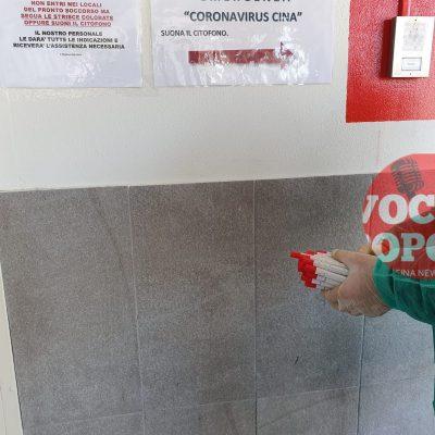 """Coronavirus, """"nel Lazio tamponi a tutti i sanitari a rischio"""""""