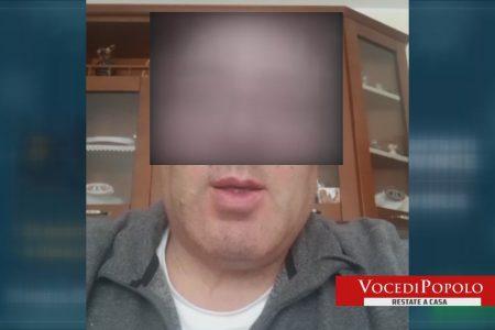 """VIDEO TESTIMONIANZA – Coronavirus: un imprenditore messinese, """"attendo il tampone da 11 giorni… """"."""