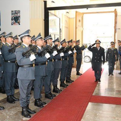 Guardia di Finanza: Visita del Comandante Generale presso il Comando Provinciale Messina