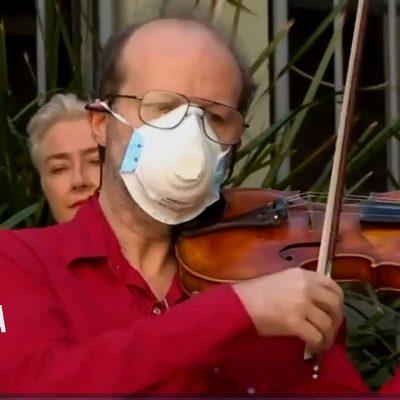 """VIDEO – WORLD against CORONAVIRUS. Stratagemmi per """"stare vicini""""… ma distanti"""