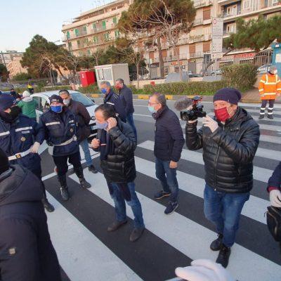 """Stretto di Messina: l'ordinanza 105 """"tiene"""" la prova sul campo. Registratosi il 97% degli arrivi"""