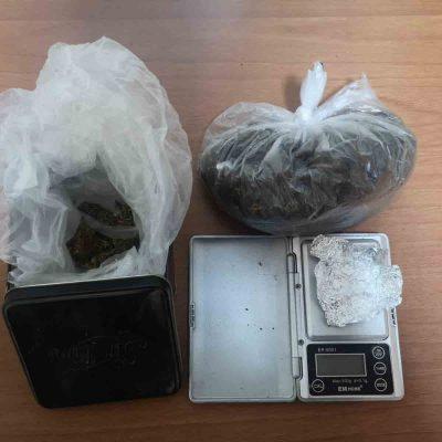 Trentatreenne messinese arrestato dalla Polizia di Stato per droga.