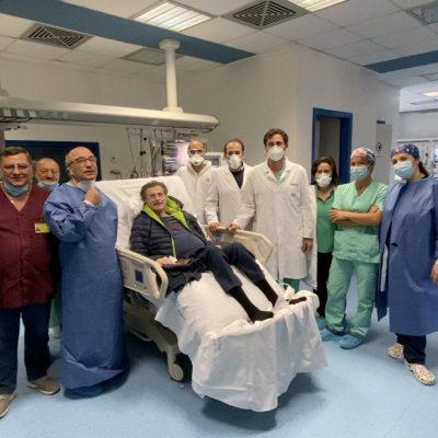 """Coronavirus: dimesso anche il secondo paziente bergamasco: """"Grazie Sicilia"""""""