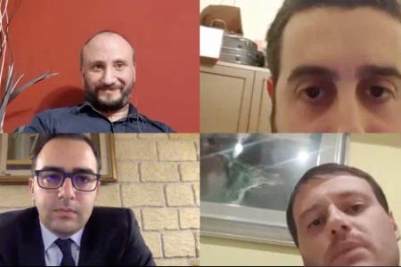 L'on.le Danilo Lo Giudice incontra i lavoratori stagionali siciliani