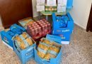 I Carabinieri di Villafranca Tirrena donano derrate alimentari alle famiglie in difficoltà