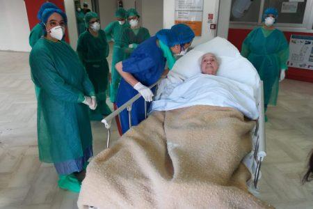 Coronavirus: centenaria guarita; Razza, un inno alla vita e un riconoscimento alla sanità siciliana.