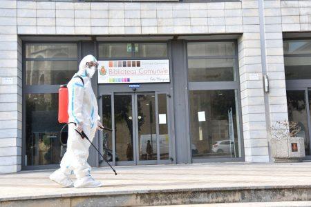 Esercito sanifica edifici comune Messina. Esperti Brigata Aosta igienizzano Municipio e altre strutture