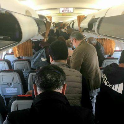 Coronavirus: Musumeci, Alitalia non rispetta sicurezza su aerei per la Sicilia