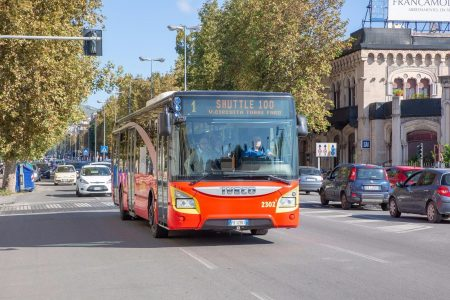 Covid 19:Atm Messina, attiva in città domani, 25 Aprile, solo linea la Linea 1 Shuttle