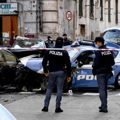 Poliziotto muore nel tentativo di sventare una rapina in banca