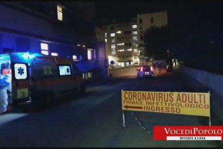 Video – Anziana della San Martino trasportata al Triage Coronavirus del Policlinico