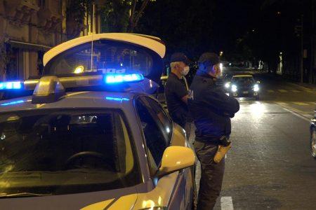 La Polizia arresta 46enne per resistenza in via Taormina